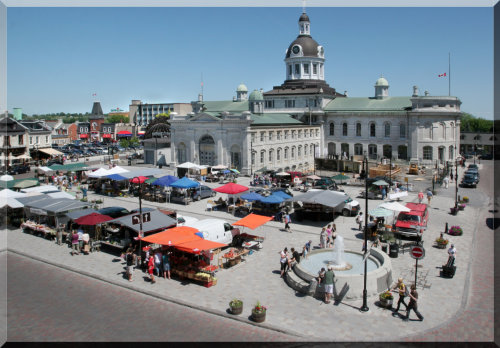 City Market in Taylor AutoMall Ontario Canada