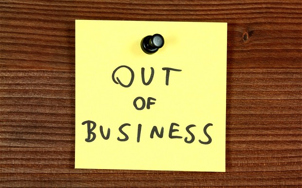 out-of-business